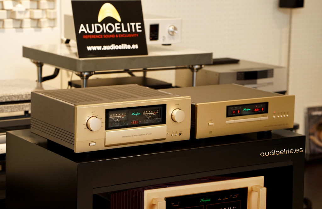 Accuphase audioelite center