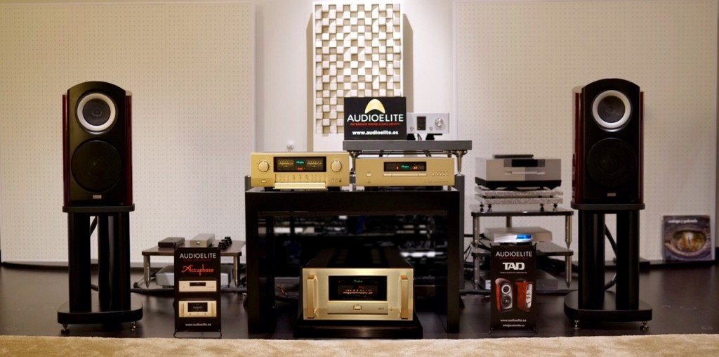 Accuphase audioelite front