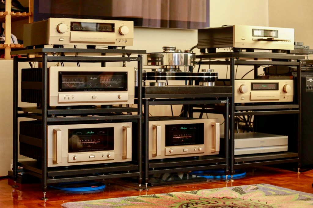 Accuphase full system Audioelite