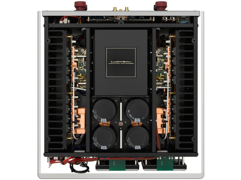 Luxman m900u inside